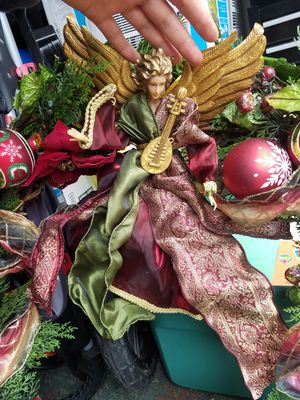 Christmas door decor for Sale in Tualatin, OR