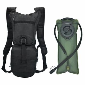 Tacitical Hydration Backpack Water Backpack Hydration Pack With 3L Water Bladder for Hunting Climbing Running Biking for Sale in San Dimas, CA