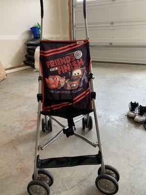 Disney McQueen stroller for Sale in Franklin, TN
