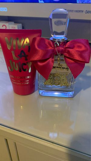 Juicy couture perfume and body lotion for Sale in Federal Way, WA