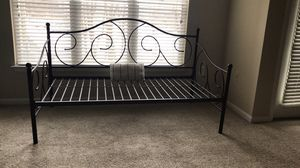 Twin Size Daybed / Day Bed / Twin Size Bed / Sofa (Dark Bronze) for Sale in Rockville, MD