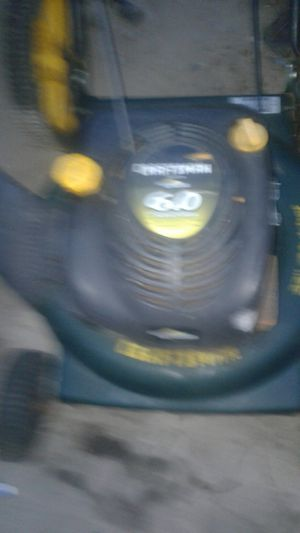 Craftsman Lawn mower for Sale in San Antonio, TX