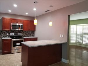 Never used - Kitchen cabinets with counter tops for Sale in TWN N CNTRY, FL