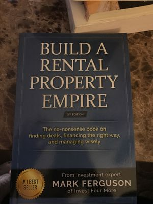 Build a rental property Empire third edition for Sale in Seattle, WA