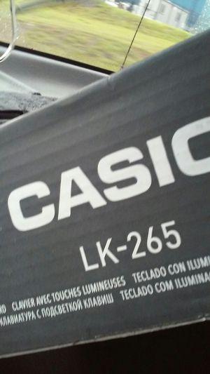 Casio lk265 for Sale in Seattle, WA