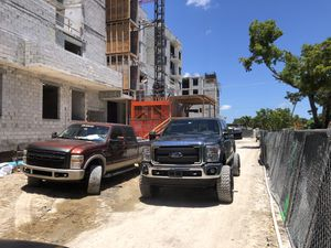 Truck tires rims and lift kit suspension parts for Sale in Miami, FL
