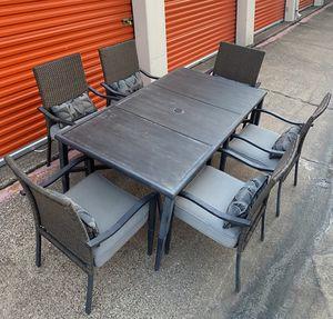 Patio furniture for Sale in Arlington, TX