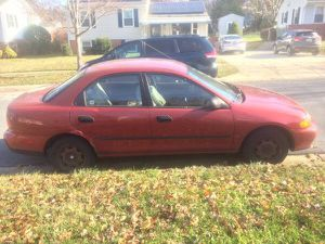 1997 Mazda protege for Sale in Rockville, MD