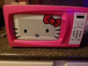 Hello Kitty Microwave for Sale in Mesquite, TX