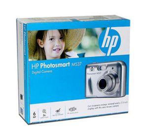 Hp Photosmart M537 6mp Digital camera for Sale in Joliet, IL