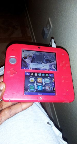 I just want 30$ for my Nintendo 2DS for Sale in Dallas, TX