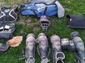 Baseball Gear For 2 for Sale in Fresno,  CA