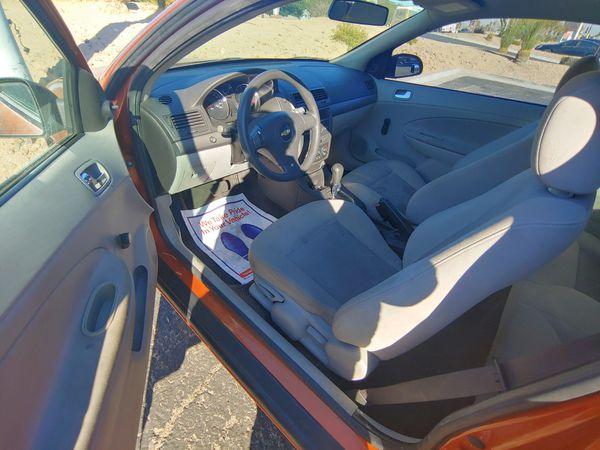 Chevy cobalt ls 2007