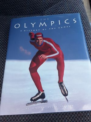 Olympic book for Sale in Lynnville, IN