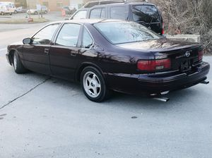 1996 Chevy Impala SS for Sale in Upper Marlboro, MD