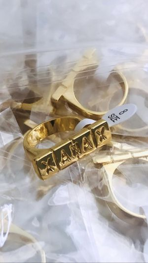 Brand new Xanax ring for Sale in Torrance, CA