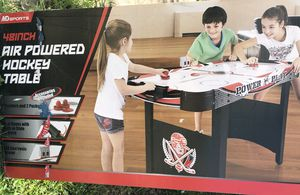 48 inch Air Powered hockey table for Sale in Houston, TX