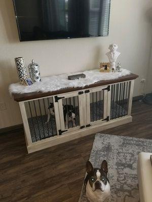 Dog kennel solid wood for Sale in Jacksonville, FL