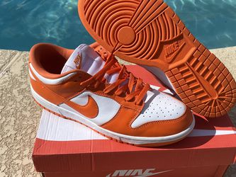 """Nike SB """" Syracuse """" Dunk Low Size 11 for Sale in Gilbert,  AZ"""
