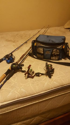 Fishing Asst. Rods and Reels. Multi Species. for Sale in MN, US