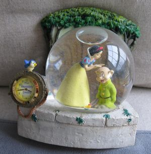 Disney snow globes for Sale in Chepachet, RI