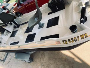 "TADPOLE 1980 Fishing Boat 10"" with Trailer for Sale in San Antonio, TX"