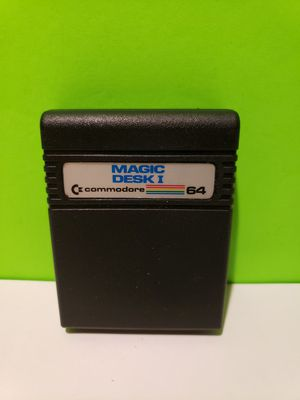 Commodore 64 c64 Magic Desk 1 Game Cartridge for Sale in Reinholds, PA