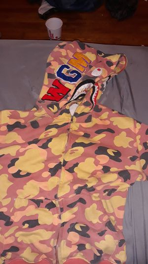 Bape hoodie(and willing to make trades) for Sale in South Euclid, OH