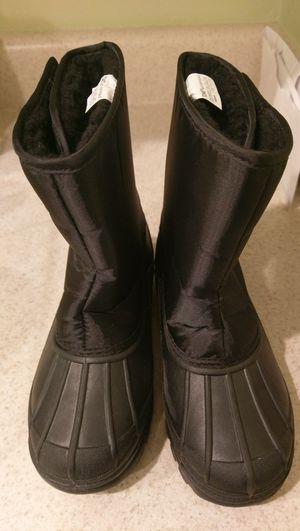 Black Tom Snow Boots size 12c kids for Sale in Renton, WA