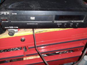 Apex DVD playero (Free) NO REMOTE for Sale in Mesquite, TX