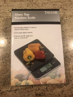 Kitchen Scale for Sale in Peoria, AZ