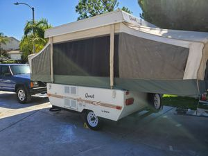 2002 Jayco Qwest Tent trailer for Sale in Corona, CA