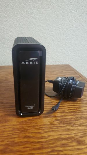 Arris Touchstone SB6183 High Speed Cable Modem for Sale in Phoenix, AZ