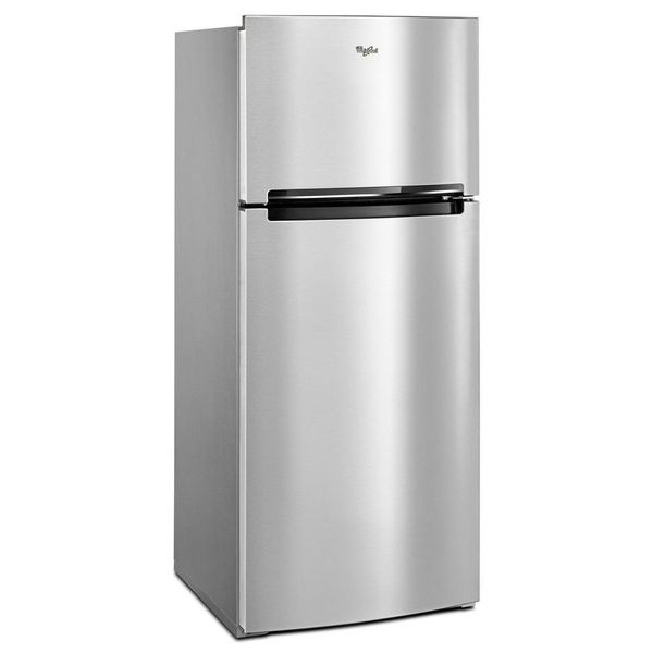 $40 OFF IF YOU PICKUP NOW!! REDUCED TO SELL Whirlpool 10.7-cu ft Top-Freezer Refrigerator