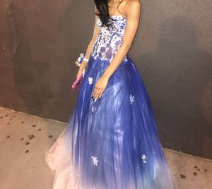 Cinderella prom dress for Sale in Atlanta, GA