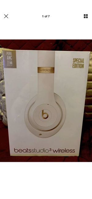 Beats By Dr. Dre -Studio Over Ear Wireless Headphones- Brand New for Sale in San Francisco, CA