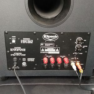 Klipsch sub works great for Sale in Oakley, CA
