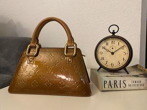Louis Vuitton Mini Vernis bag Authentic !! With certificate for Sale in Miami, FL