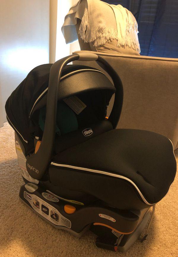 Chicco Keyfit Air Zip Car seat