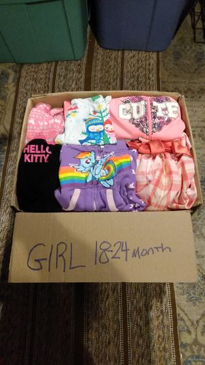 Girls Clothes ( size 18m-24months ) 50+ for Sale in Riverside, CA