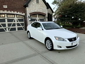 2007 Lexus IS 250 AWD LOW Miles for Sale in Miami, FL