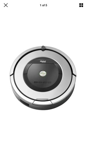 New Roomba iRobot 860 for Sale in Maynard, MA