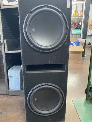 "JL AUDIO SPEAKER W3 12"" for Sale in Denver, CO"