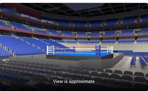 WWE RAW FLOOR 7 - HALF THE PRICE OF STUBHUB for Sale in Tampa, FL