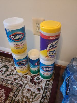 Disinfectan for Sale in MONTGOMRY VLG, MD