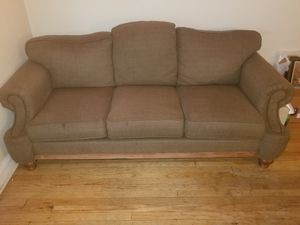 FREE SOFA, BOOKCASE, AND TABLE for Sale in Oak Park, IL