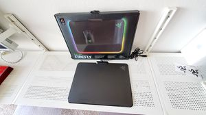 Firefly razer hard gaming mouse pad for Sale in Des Moines, WA