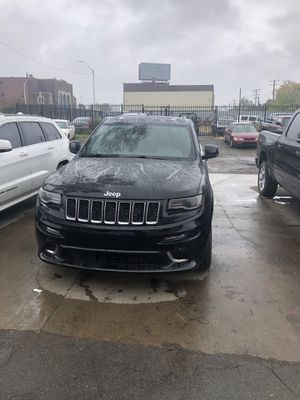 2015 GRAND CHEROKEE SRT for Sale in West Bloomfield Township, MI