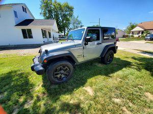 2014 Jeep Wrangler for Sale in Roseville, MI