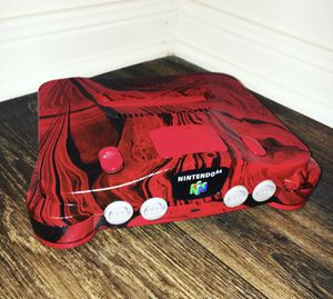 Two custom hydro dipped Nintendo 64 for Sale in OLD RVR-WNFRE, TX